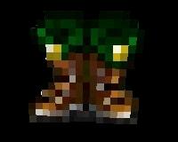 Создаем сапоги путешественника в minecraft (thaumcraft 4)